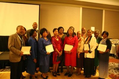 Stella & ChapterPresidents 2014